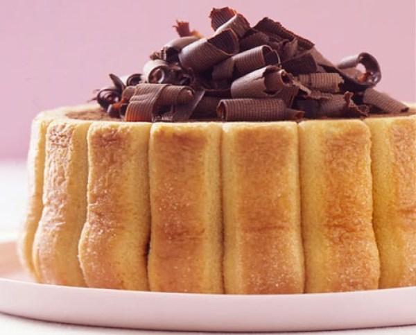 Bittersweet Chocolate & Rum Icebox Cake