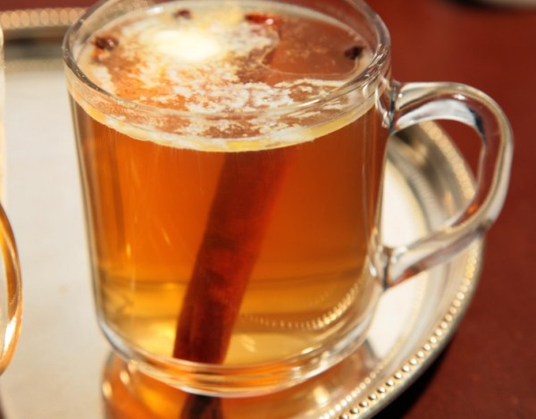 Traditional Hot Buttered Rum