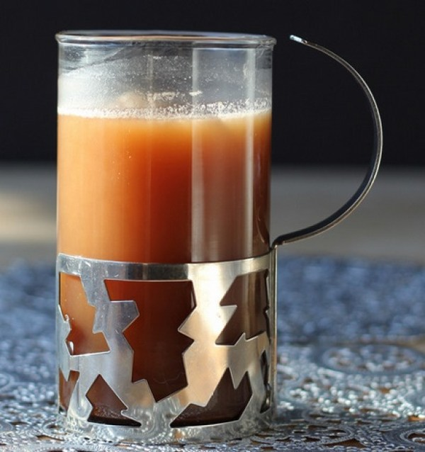 Nutella Hot Buttered Rum