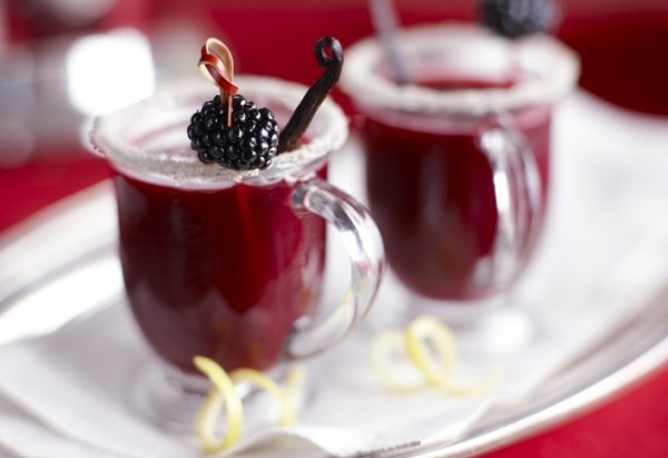 Blackberry Hot Toddy