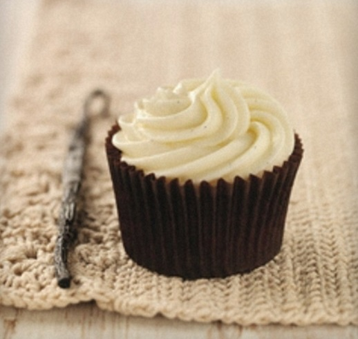 Vanilla Extract Cupcakes