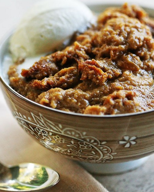 Traditional American Indian Pudding