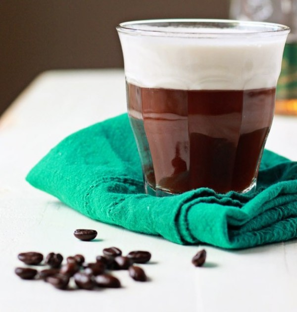 Vegan Irish Coffee