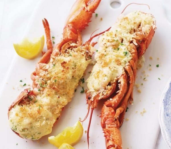 Lobster & Prawn Thermidor