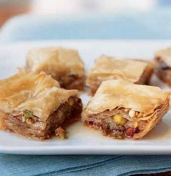 Wildflower & Honey Baklava