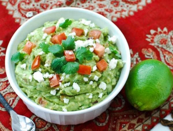 Feta Guacamole