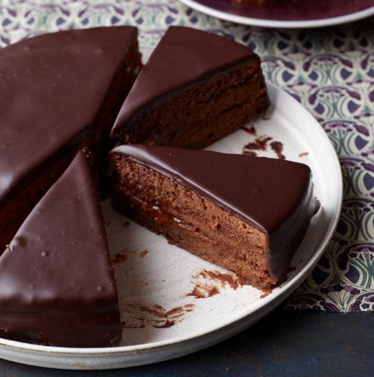 Classic Sacher Torte