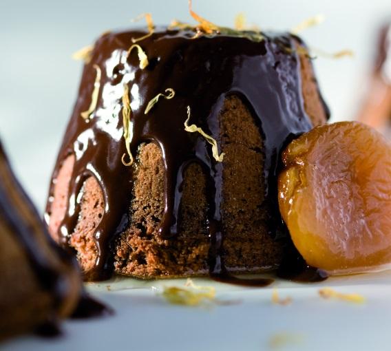 New Style Sacher Torte