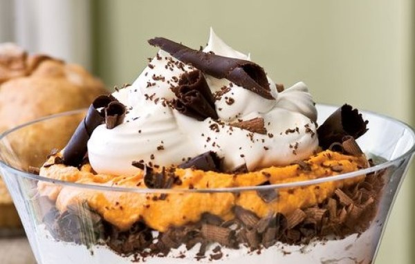 Pumpkin Mousse