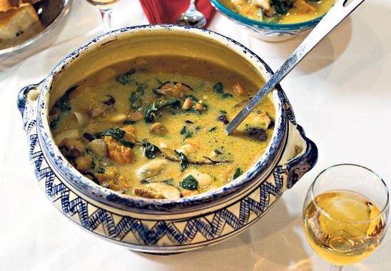 West Indian Pepper Pot Soup