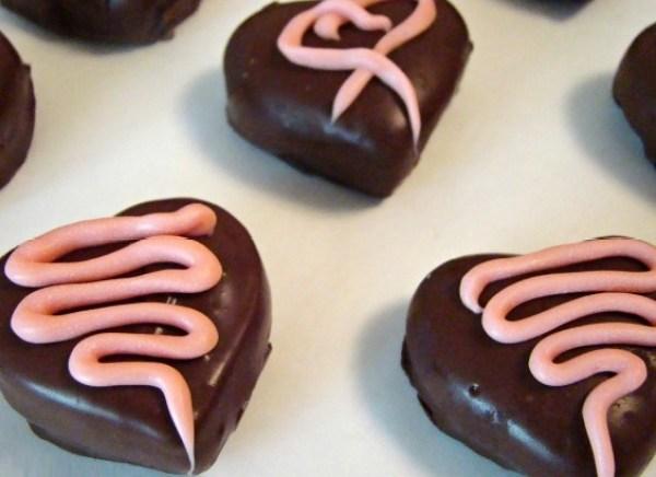 Nutella Chocolate Candies