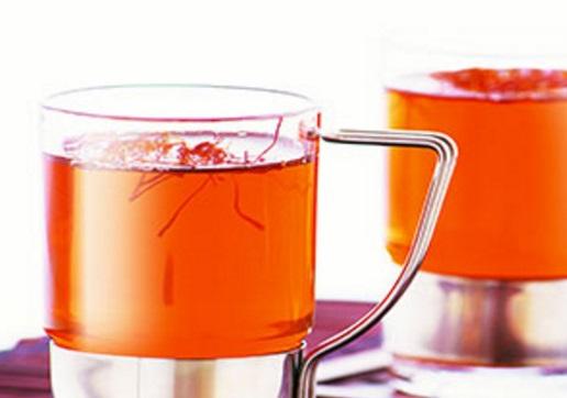 Homemade Kahwa Tea