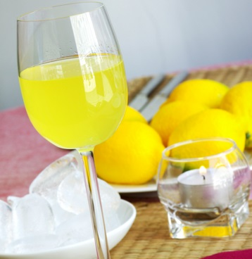 Lemon Wine