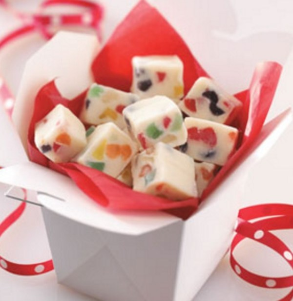 Gumdrop Fudge