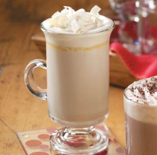 Frozen White Chocolate Alexander