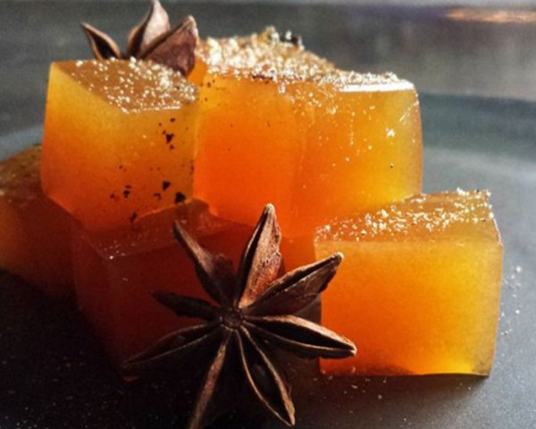 Hot Toddy Jello-O Shots