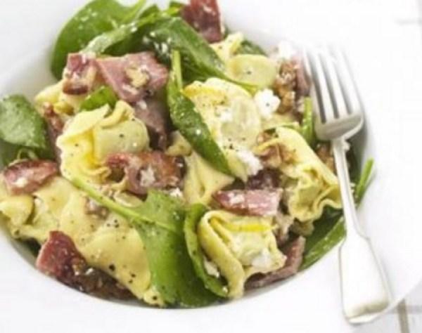 Ricotta, Spinach & Bacon Tortellini