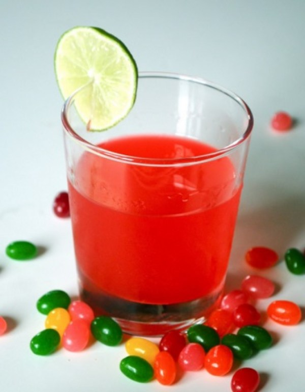Jelly Bean infused Rum
