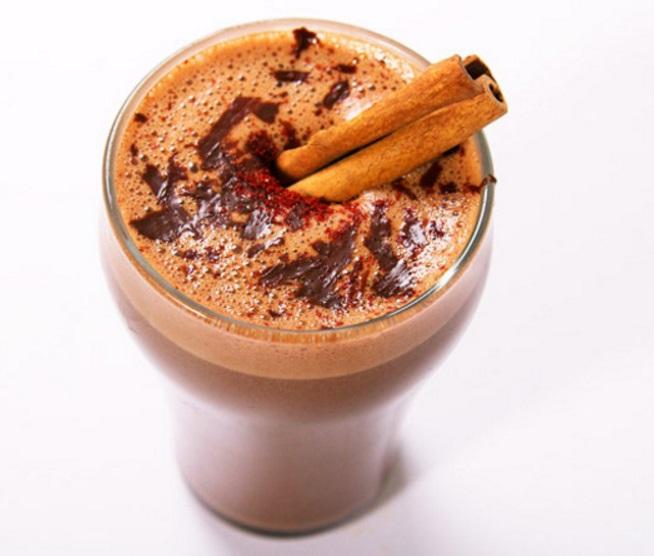 Spicy Aztec Bittersweet Hot Chocolate