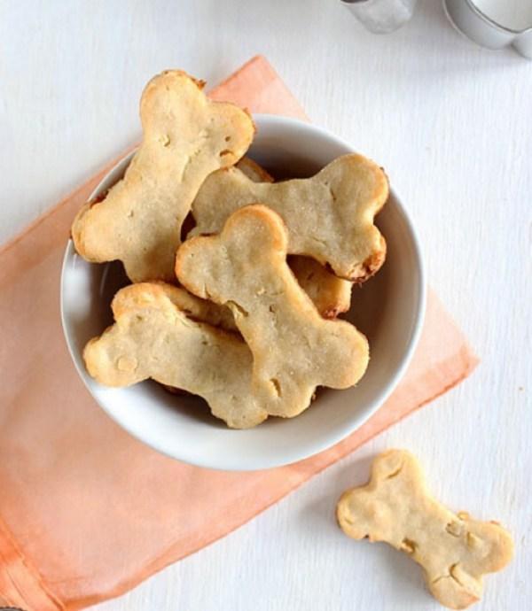 Ginger Apple Dog Treats