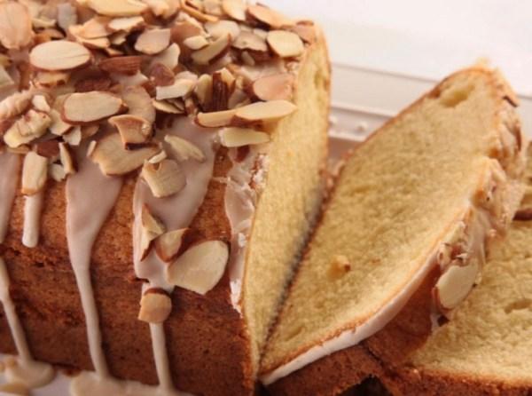 Amaretto Pound Cake Recipe