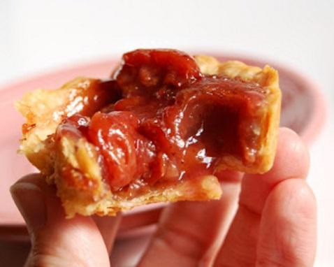Cinnamon & Cherry Pie