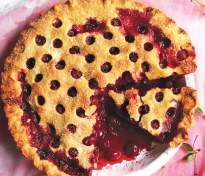 Top 10 Sweet-Tart Recipes For Cherry Pie