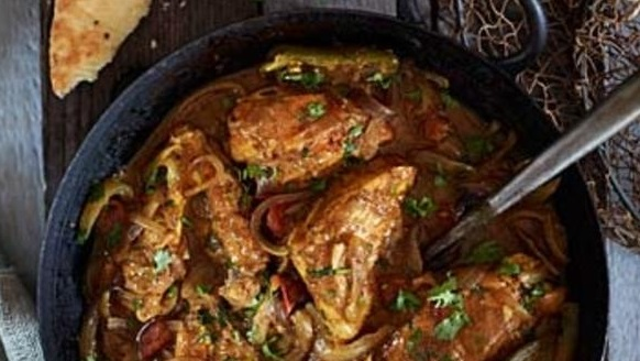 Nagore Chicken Curry