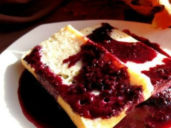 Warm Berry Compote