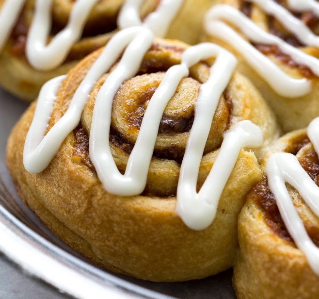 Top 10 Cinnamon Crescent Recipes (Cinnamon Rolls)