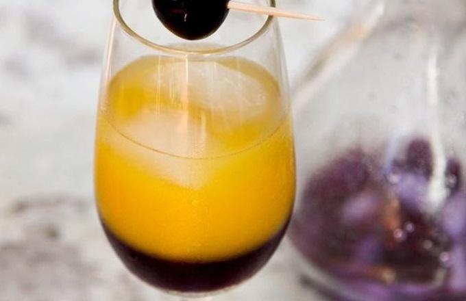 Jelly Bean Monster Mash Cocktail