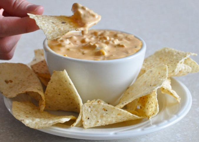 Mexican Tortilla Chip Dip