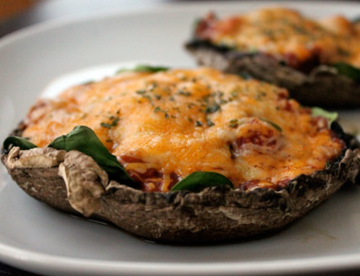 Mexican-Style Portobello Mushrooms
