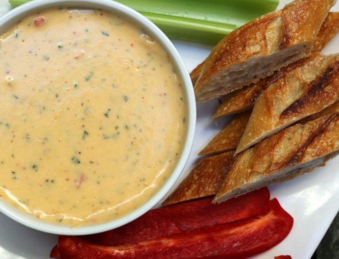 Pimento Cheese Fondue