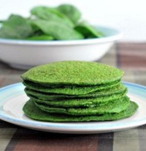 Spinach Pancakes