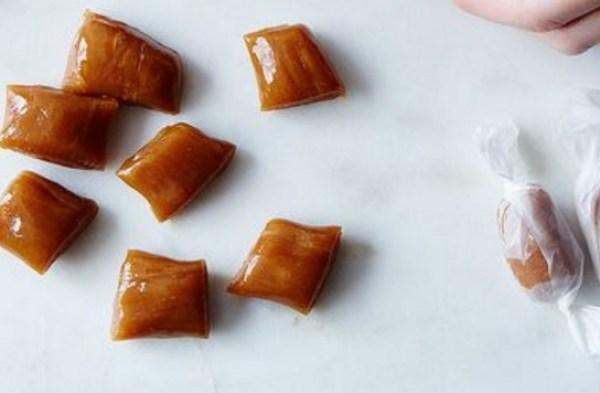 Homemade Peanut Butter Taffy