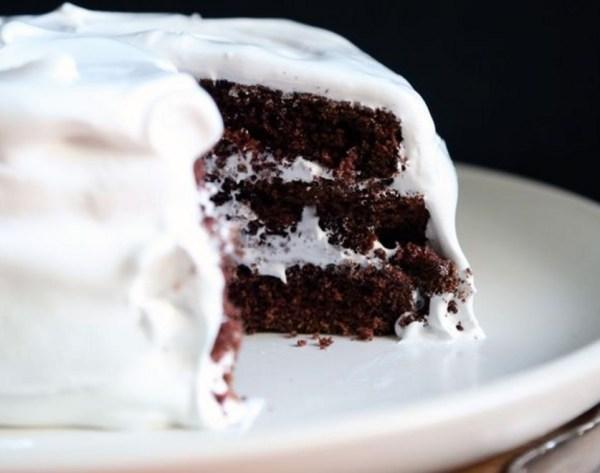The Ultimate Devil's Food Cake