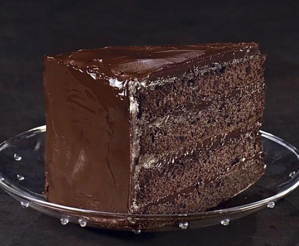 Southern Style Devil's Food Cake