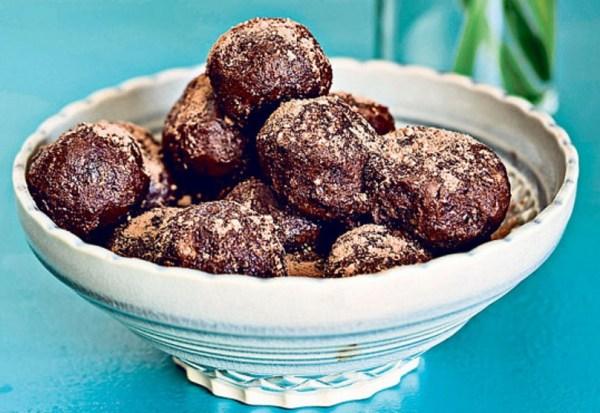 Walnut Truffles