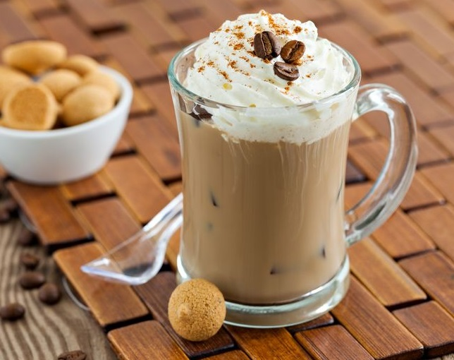 Chocolate Chip and Walnut Coffee