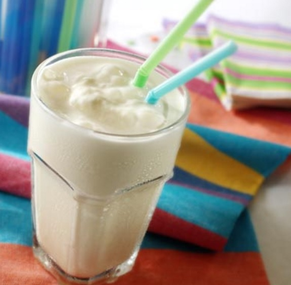 Classic Vanilla Milkshake