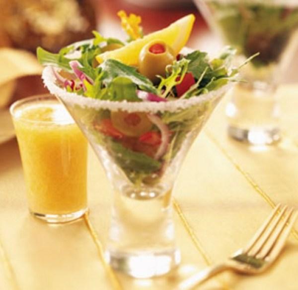 Dry Martini Salad