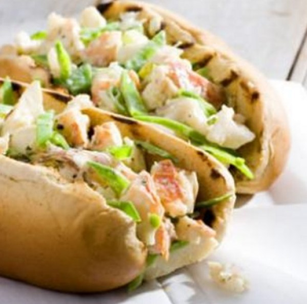 Grilled Lobster Rolls