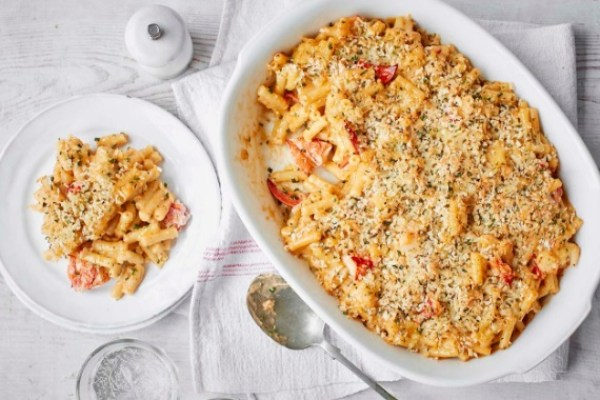 Lobster Macaroni Cheese