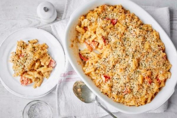 Lobster Macaroni Cheese