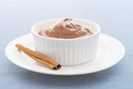 Cinnamon and Chocolate Pudding