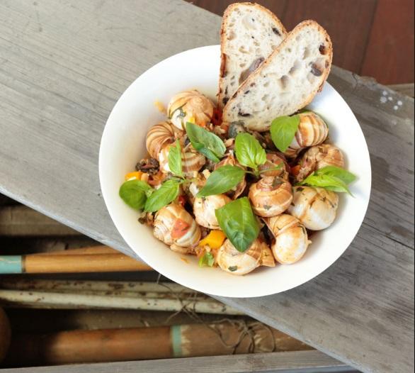 Escargots Provençale