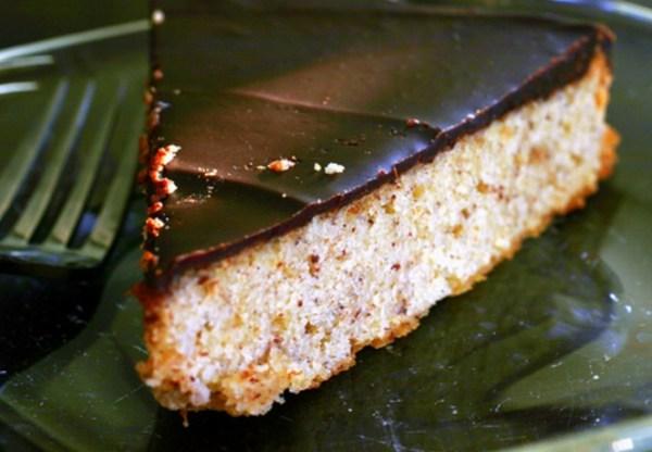 Hazelnut & Brown Butter Cake