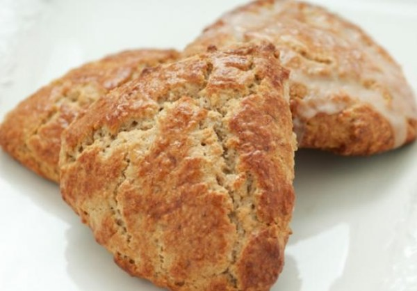 Whole-Wheat Gingerbread Scones