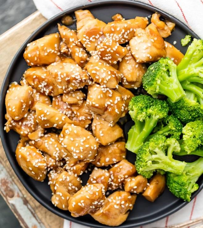 The Worlds Easiest Chicken Teriyaki